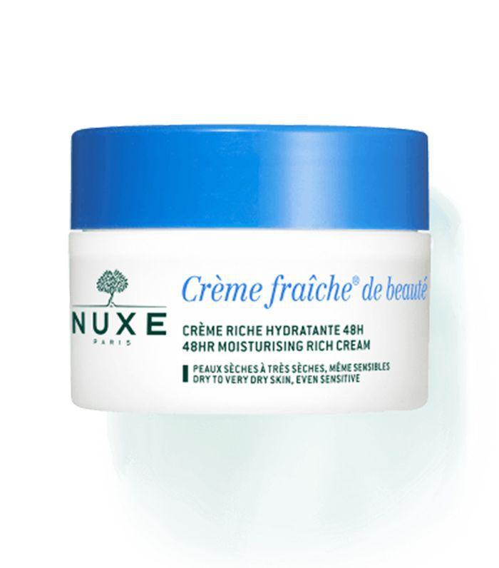 Best moisturisers for winter: Nuxe Crème fraîche® de beauté Dry Skin