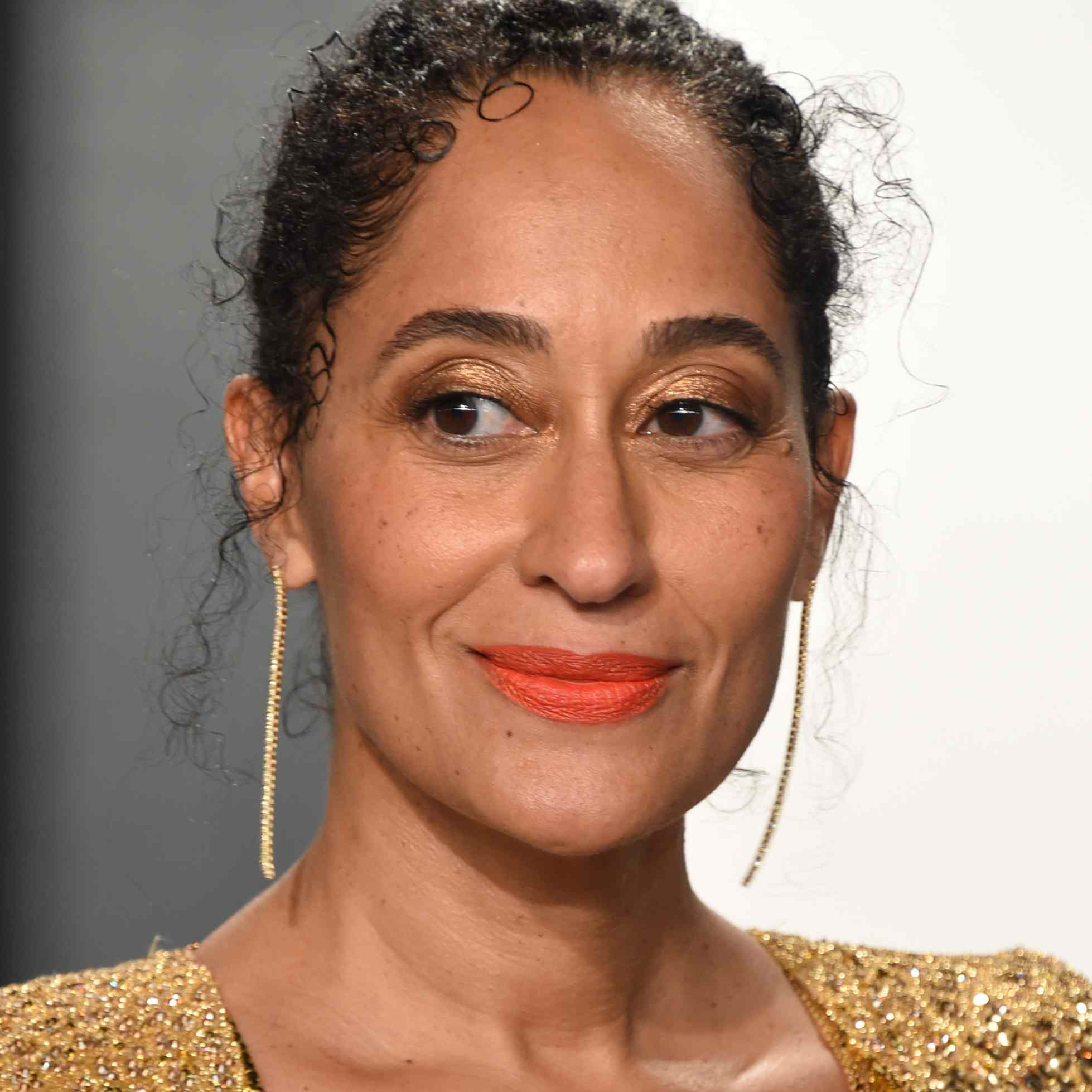 Tracee Ellis Ross 2020 Vanity Fair Oscar Party Hosted By Radhika Jones - Arrivals