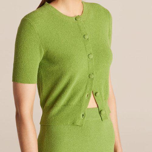 Rebecca Taylor Mini Bouclé Sweater