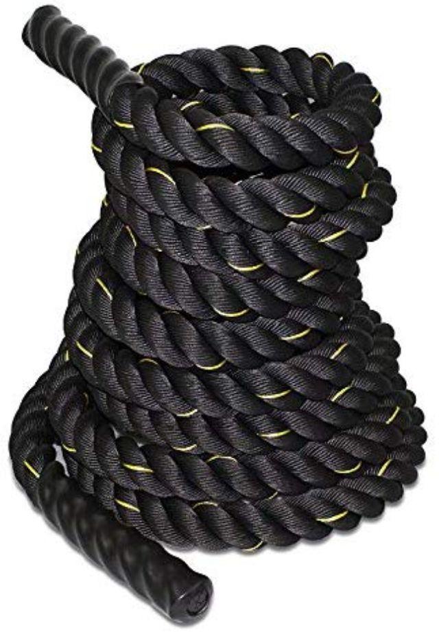 ZENY Poly Dacron Heavy Battle Rope