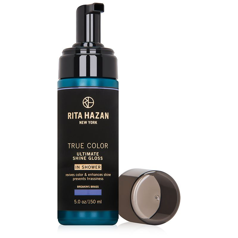 Rita Hazan Ultimate Shine Gloss in Breaking Brass