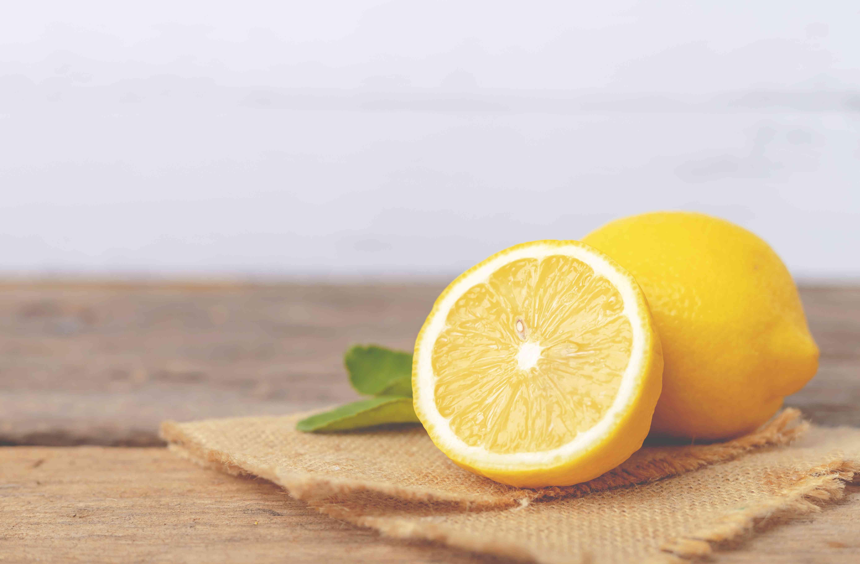 Lemon - Preventing Fine Lines Around Mouth