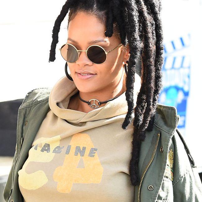 Rihanna locs