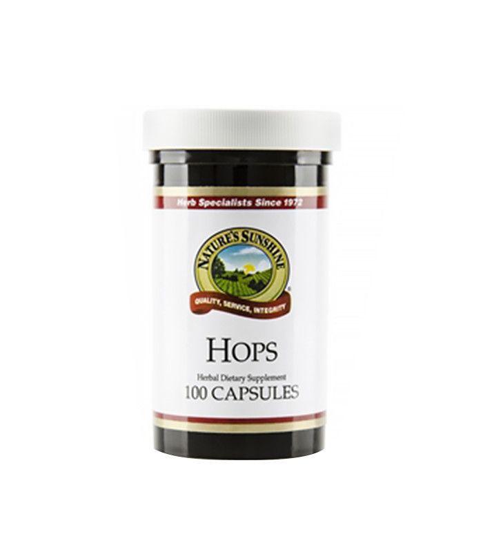 Hops - Holistic Herbal Home Remedies