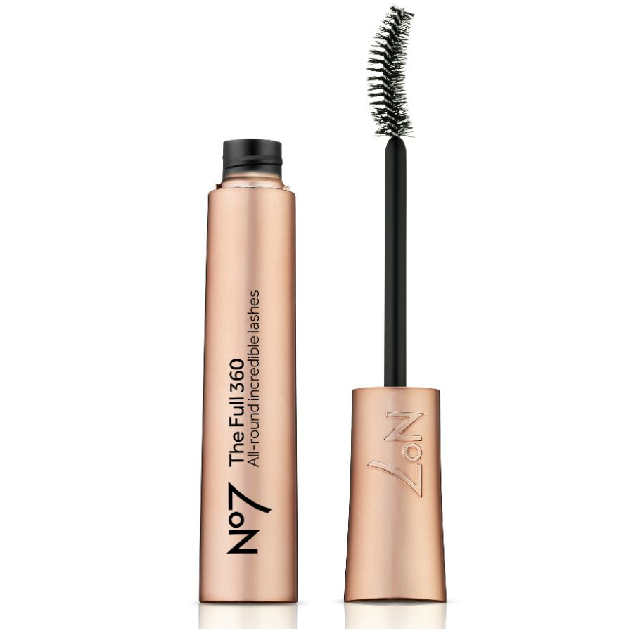 No. 7 The Full 360 Ultra All-In-One Mascara in Black/Brown