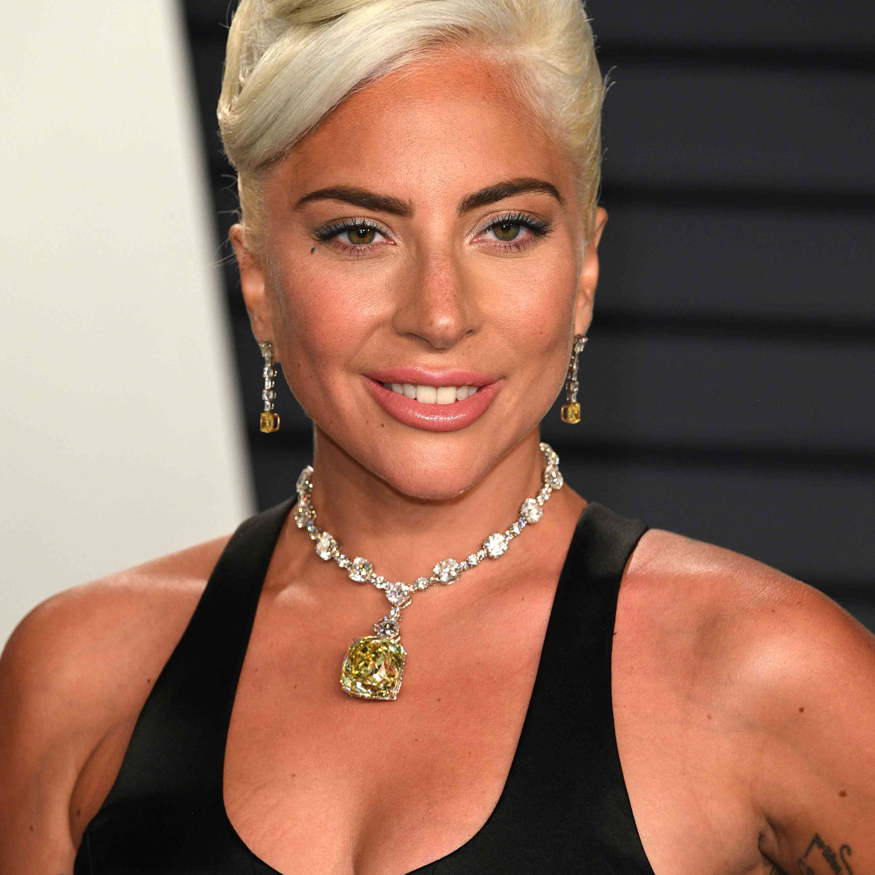 Lady Gaga natural looks