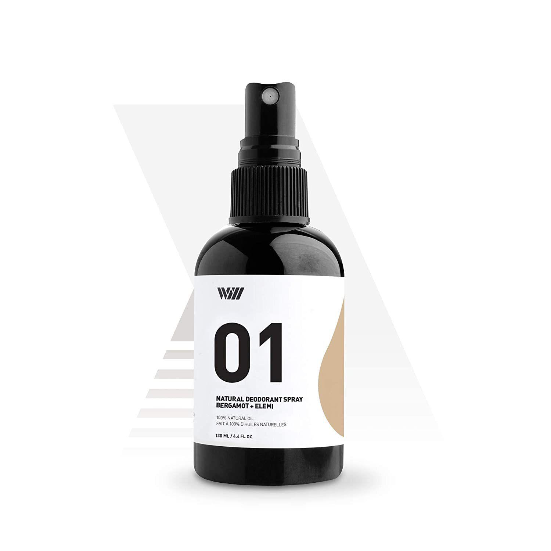 WOW 01 deodorant spray