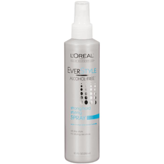 Alcohol-Free Hair Sprays