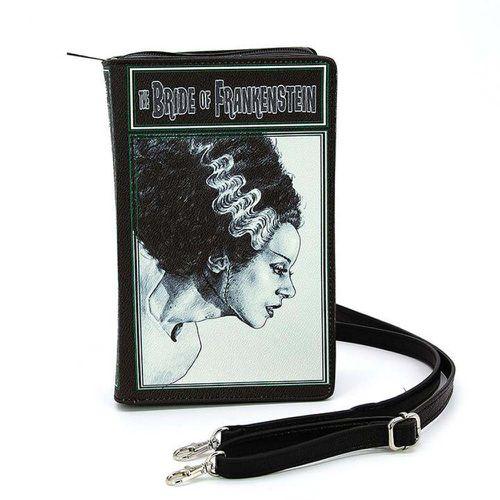 Bride of Frankenstein Book Clutch Bag ($39.99)