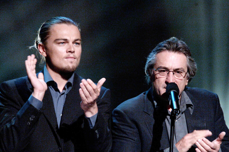 Leonardo DiCaprio Hair 2001