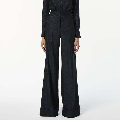 Wide-Leg Lurex Trouser ($308)