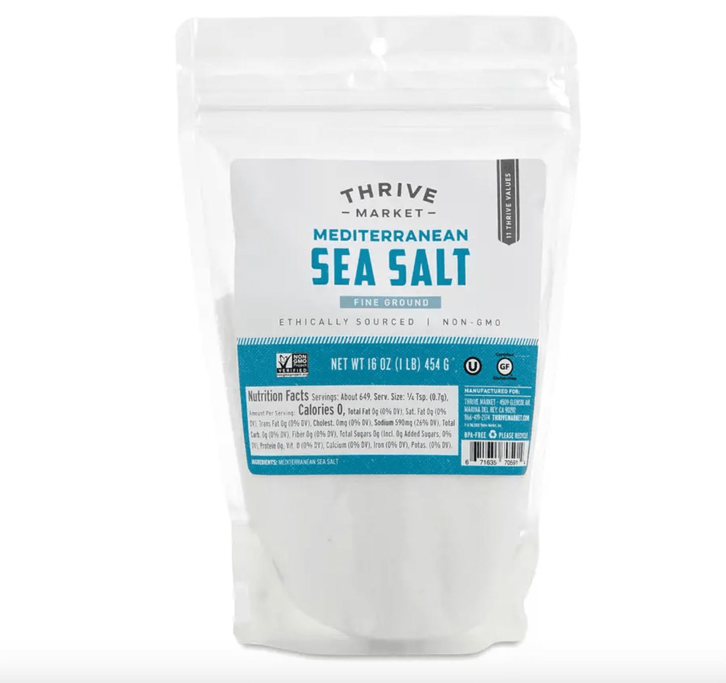Thrive Market Sea Salt