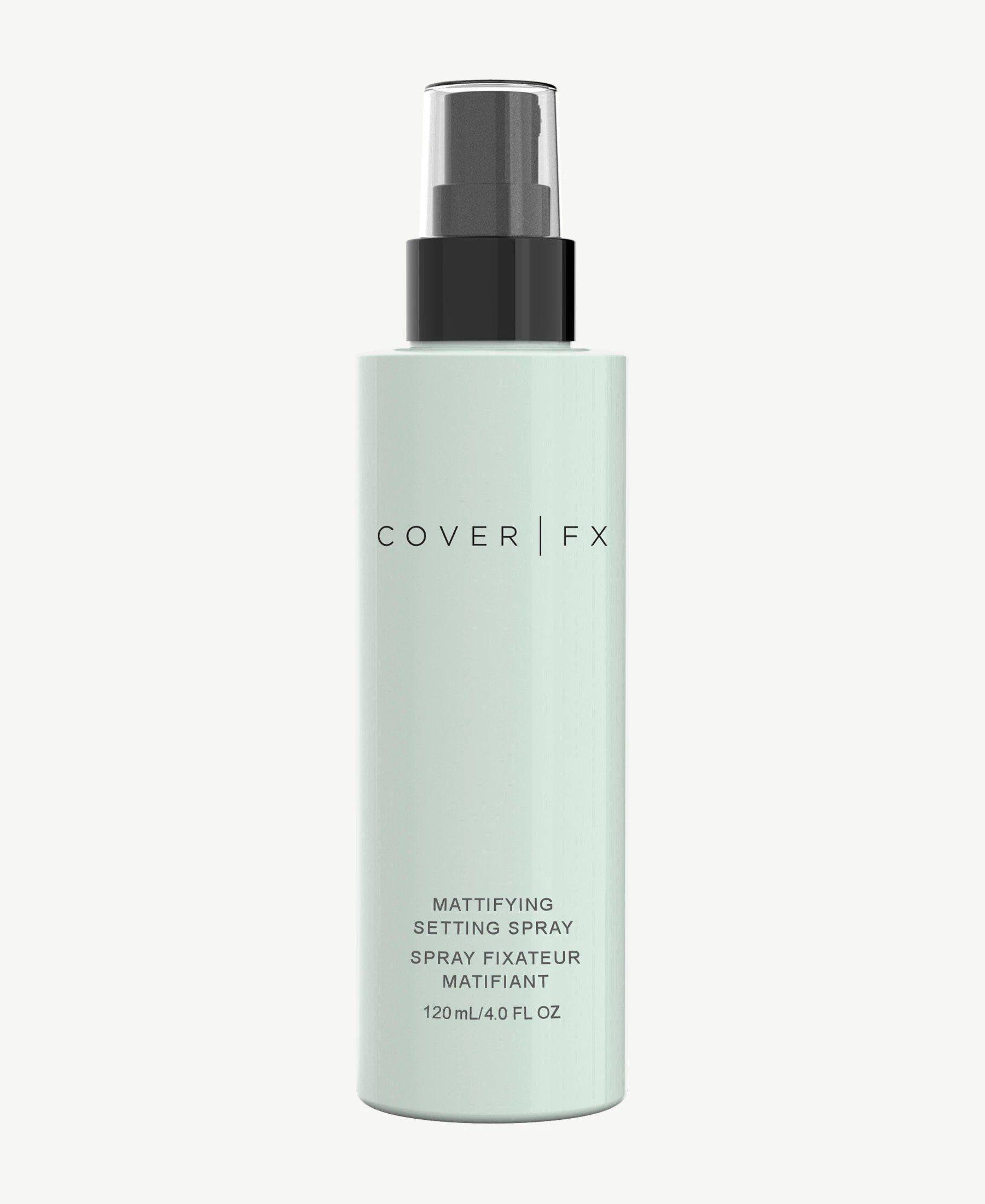 Cover FX Mattfying Setting Spray