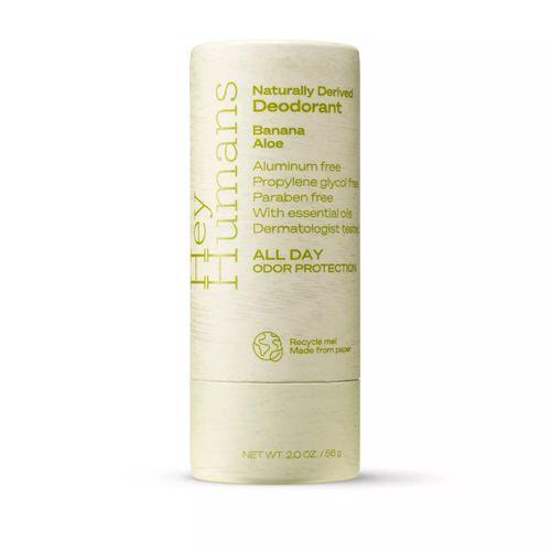 Natural Deodorant Banana Aloe