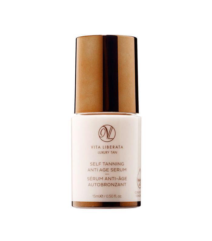 best gradual fake tan: Vita Liberata Self Tanning Anti-Age Serum