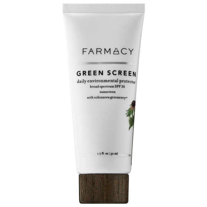 Green Screen Daily Environmental Protector Broad Spectrum MineralSunscreen SPF 30 with Echinacea GreenEnvy(TM) 1.7 oz/ 50 mL