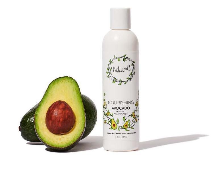 NaturAll Club Nourishing Avocado Leave-In Conditioner