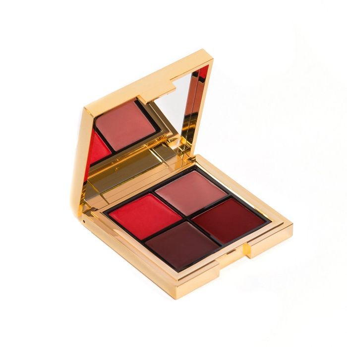 Rouje Paris Lip Palette in Les 4 Rouge