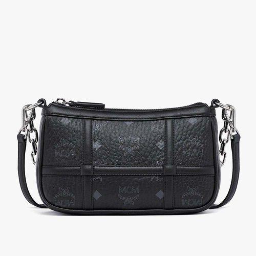 Delmy Shoulder Bag in Visetos ($560)