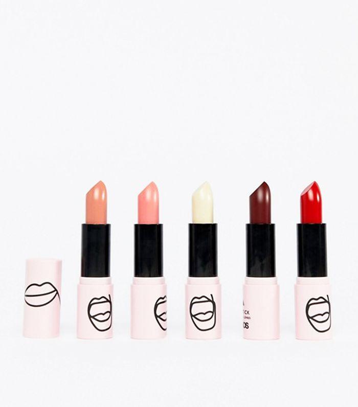 ASOS Makeup Satin Lipstick Collection