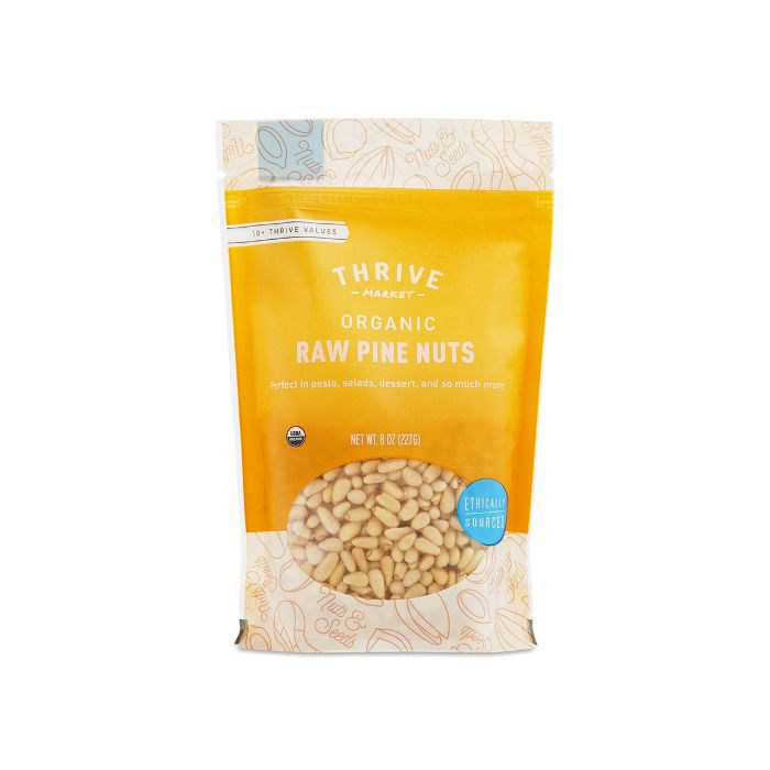 Thrive Market Organic Raw Pine Nuts