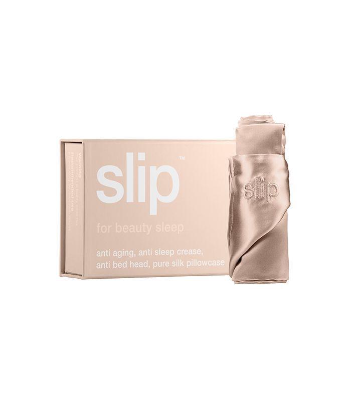 Silk Pillowcase - Standard/Queen Black
