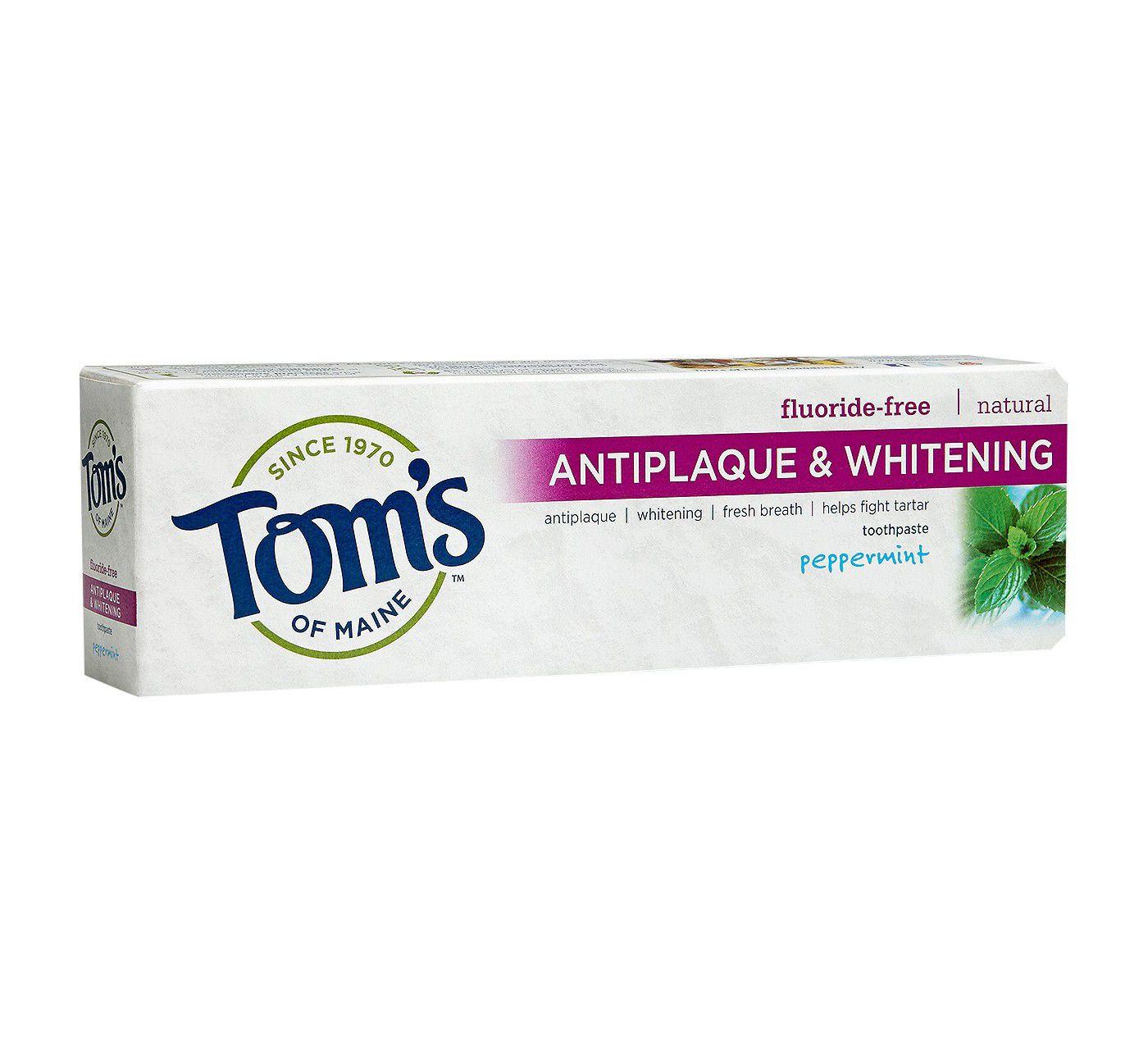 Tom's of Maine Antiplaque & Whitening