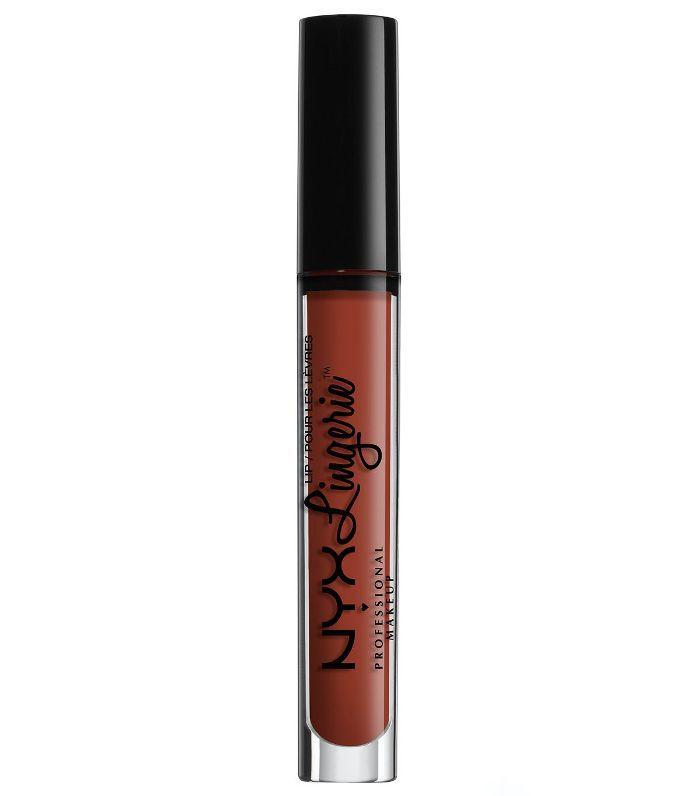 Nyx Lingerie Liquid Lipstick in Exotic