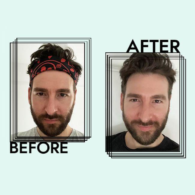 Cetaphil Rich Hydrating Night Cream Results on Bryan Levandowski