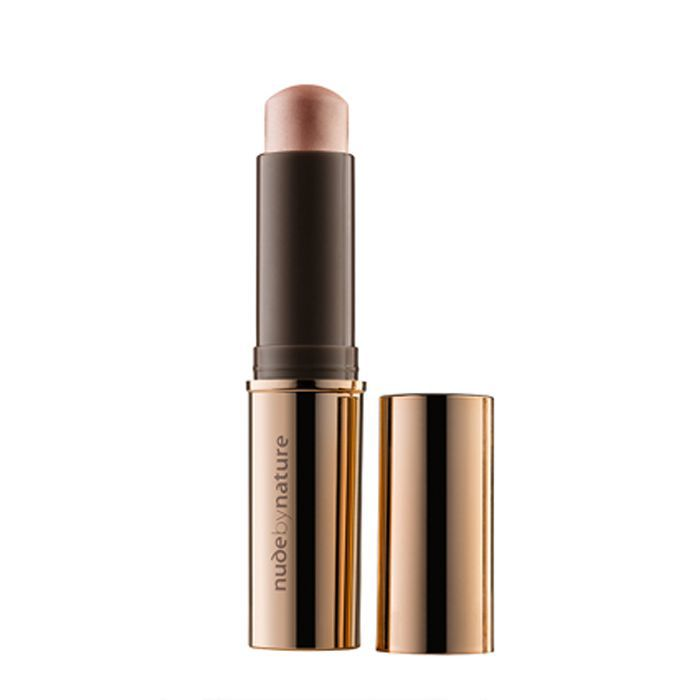 eco products: Nude By Nature Touch of Glow Highlighter Stick