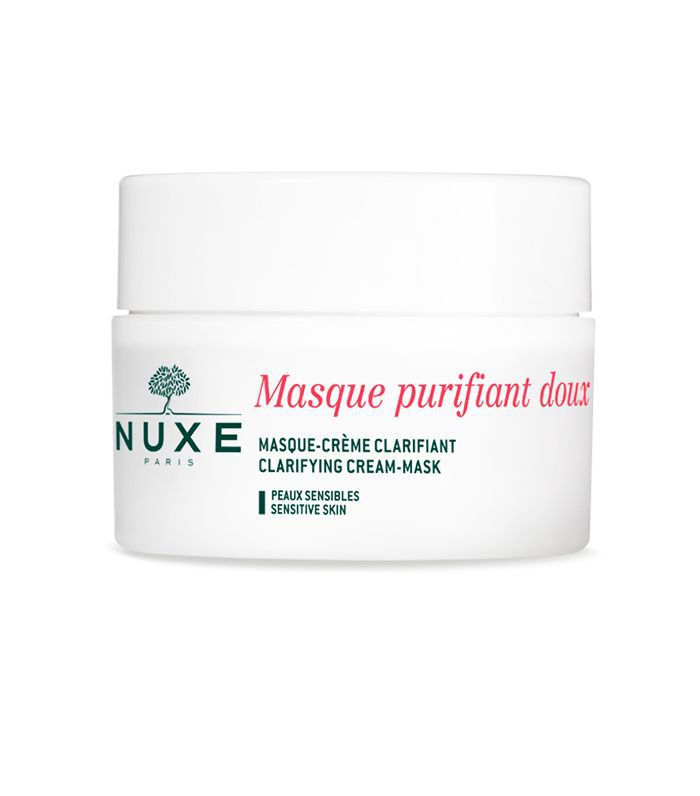 Best brightening face mask: Nuxe Face Mask Treatment with Rose Petals