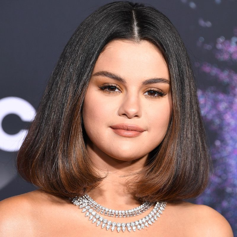 Makeup Looks for Brown Eyes Warm Tones Selena Gomez