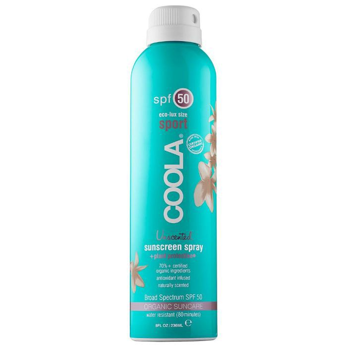 Sport Continuous Spray SPF 50 - Unscented 8 oz/ 236 mL