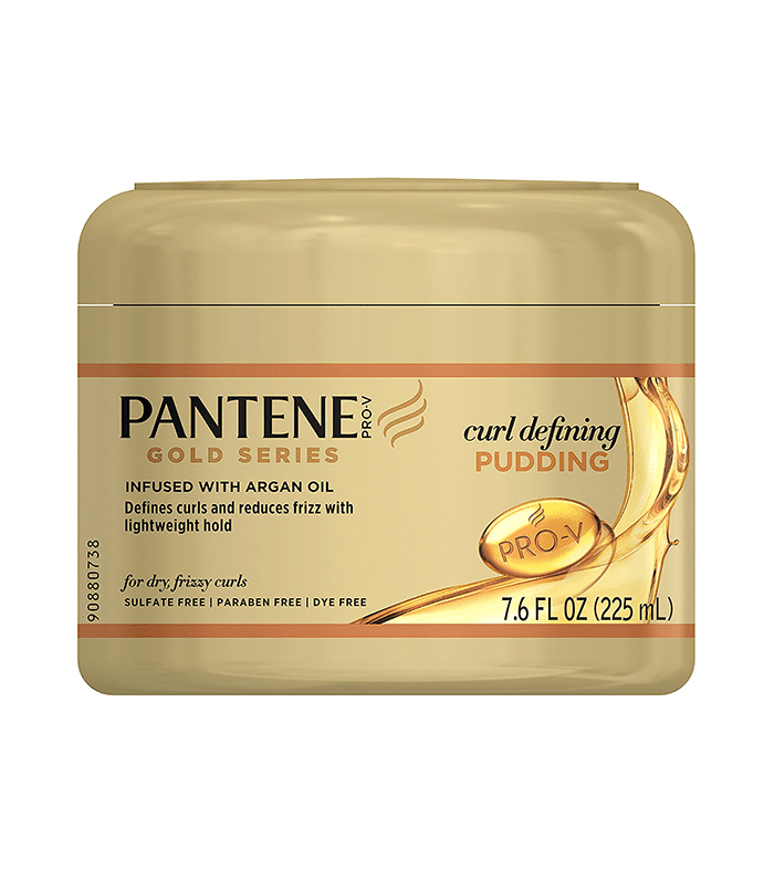 pantene pro-v curl defining pudding - best hair products