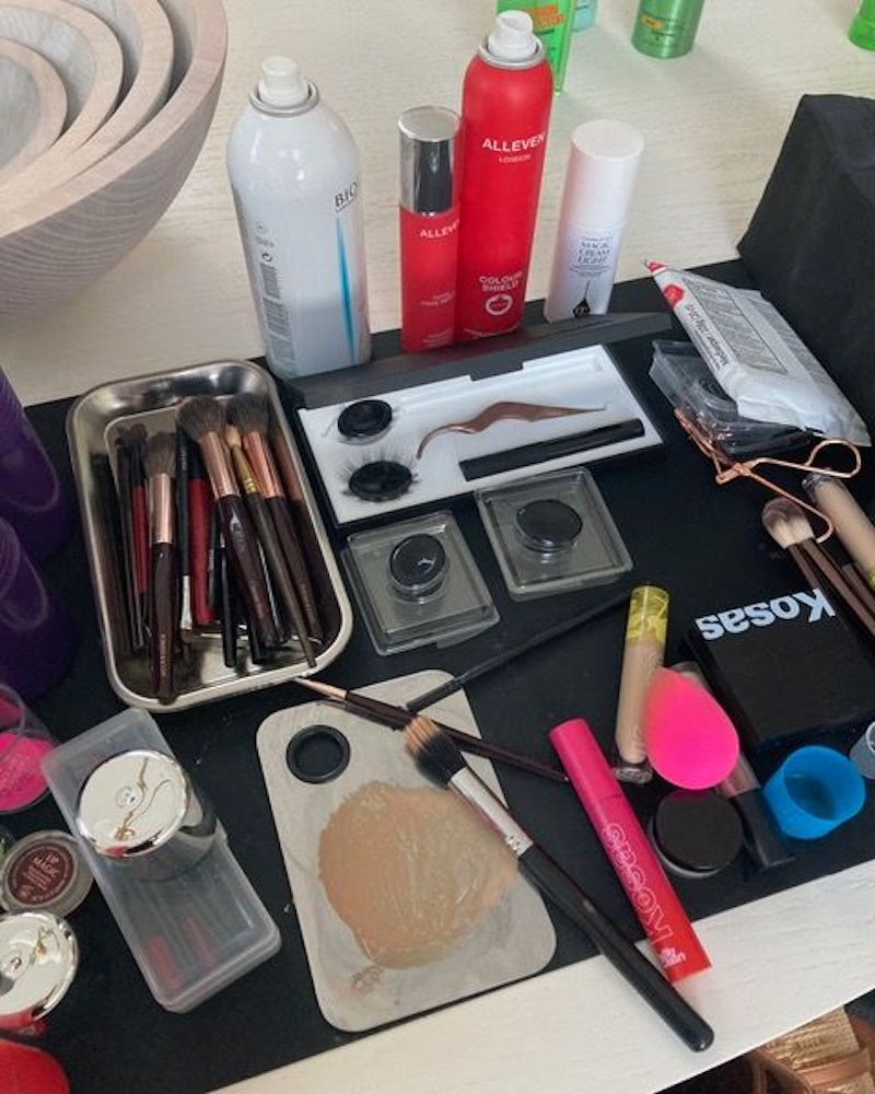 Kindra Mann Makeup