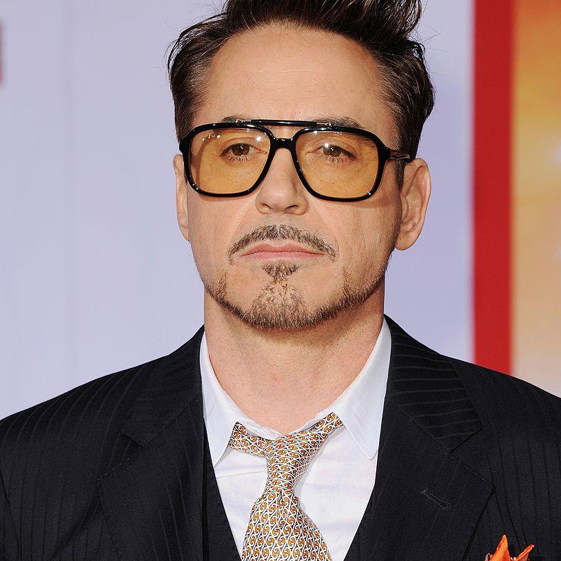 Balbo Beard - Robert Downey Jr.
