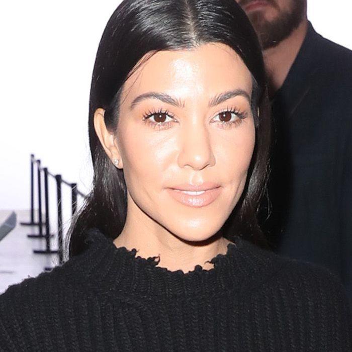 Kourtney Kardashian Skin