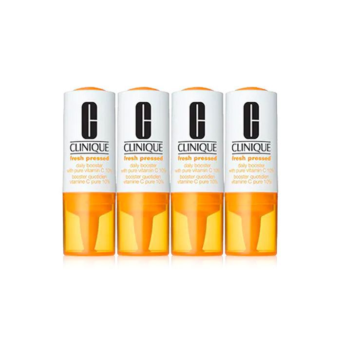 best brightening serum: Clinique Fresh Pressed Pure Vitamin C 7-Day Multi-Potent Activator 10%