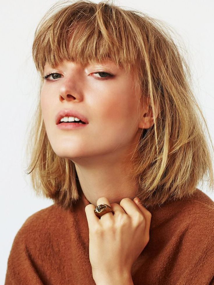 Layered Long Bob Hairstyles For Thick Hair 55
