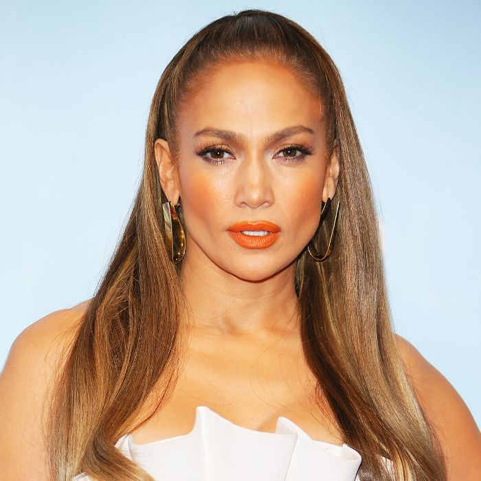 Jennifer Lopez's Makeup Collection