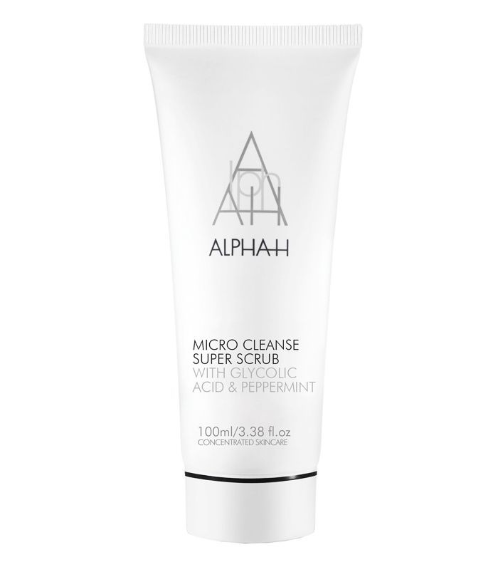 How To Exfoliate Correctly: Alpha-H Micro Cleanse Super Scrub