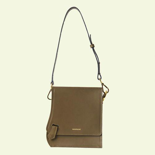 Fall Handbag Shapes Vavvoune Riya Shoulder Bag