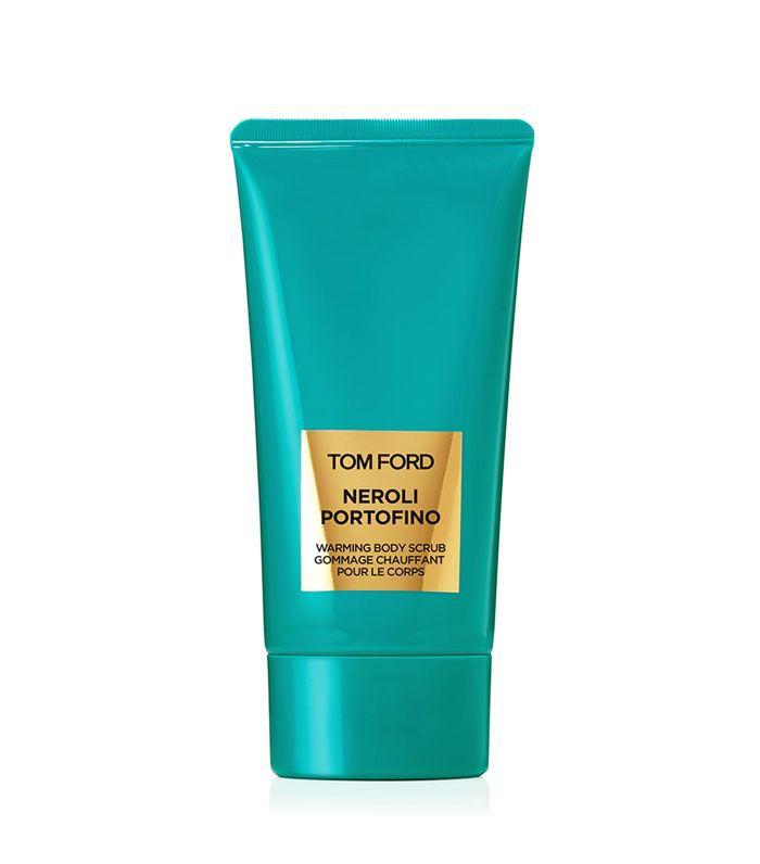 Best Body Scrub: Tom Ford Neroli Portofino Warm Body Scrub
