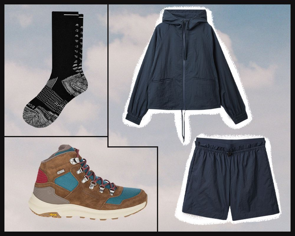 functional hiking outfit