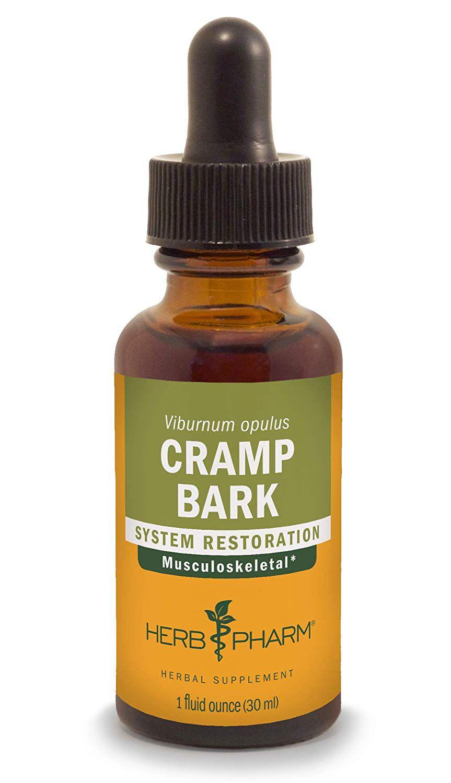 Certified Organic Cramp Bark