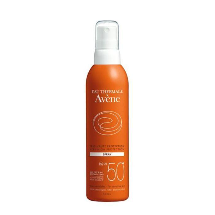 honeymoon beauty: Avene Very High Protection Body Spray SPF50+