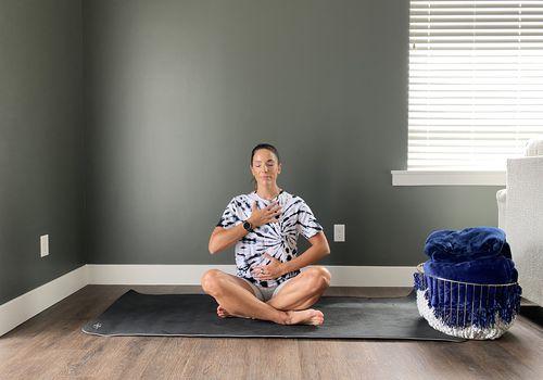 breath work yoga