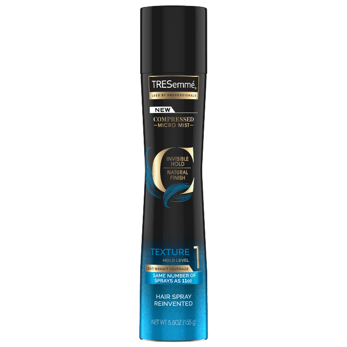 Tresemme Compressed Micro Mist Texture Hold Hairspray