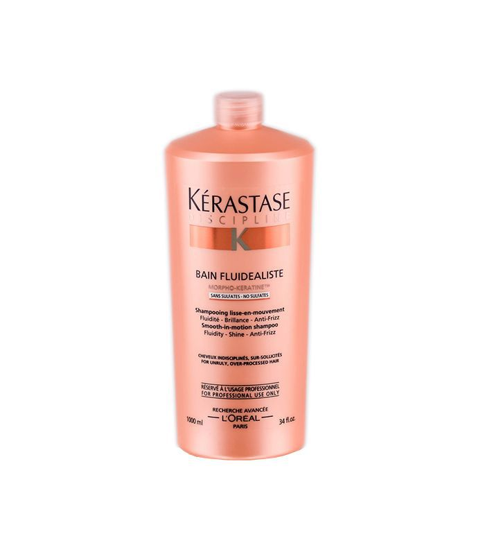Discipline Bain Fluidealiste Sulfate-FREE Shampoo, 8.5 Ounce
