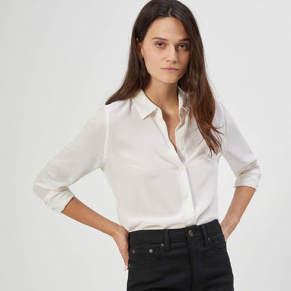Essential Silk Shirt